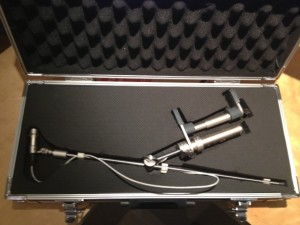 Gitarrenmikrofon
